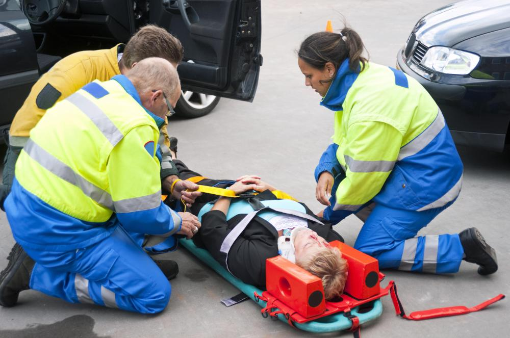 A permanent injury following an accident can be mild or serious.