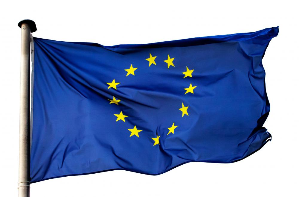 The European Union is made up mostly of Western European countries.