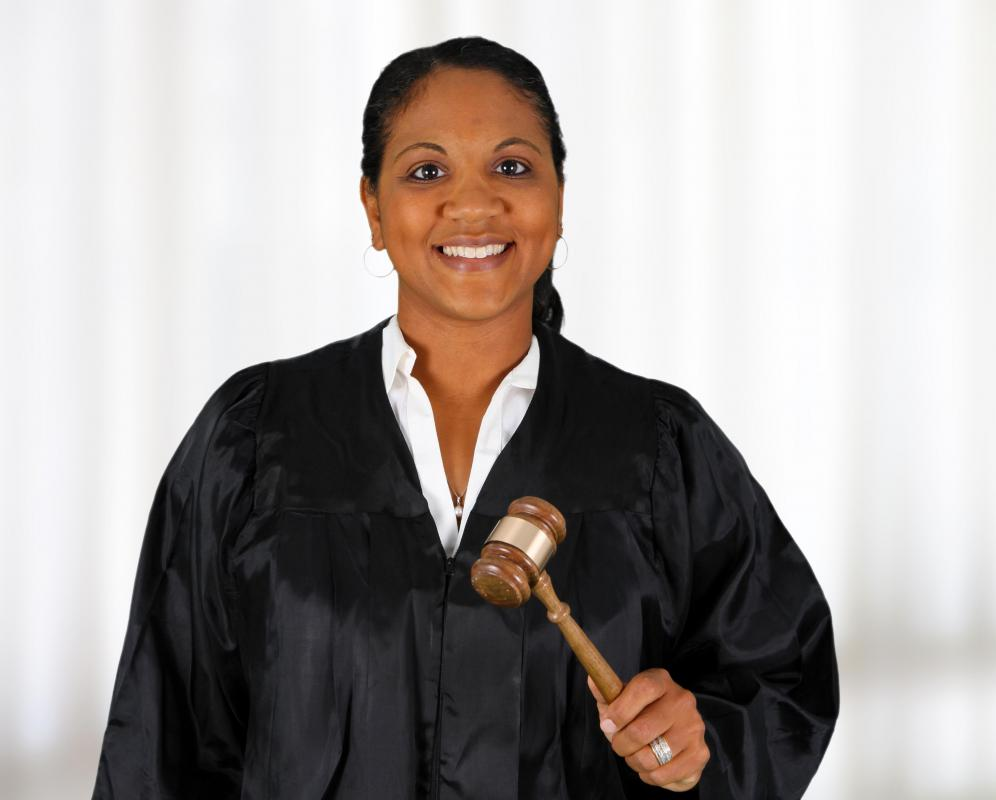 A judge may issue a dismissal with prejudice to prohibit a case from being tried again.