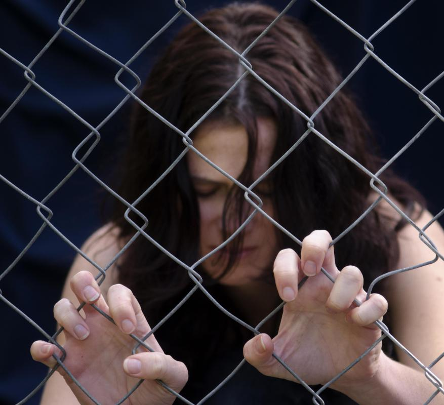 Cases of human trafficking may involve the use of privte international laws.