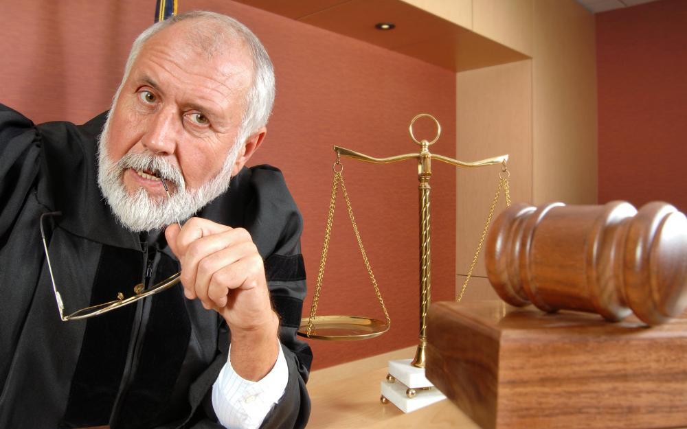 A court hearing allows legal counsel to present information to a judge regarding a charge leveled at a defendant.