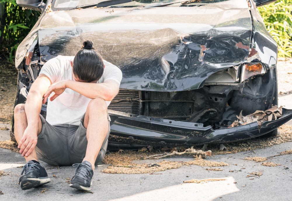 The permanently injured parties from a car accident may sue the person who was at fault for the costs of ongoing care.