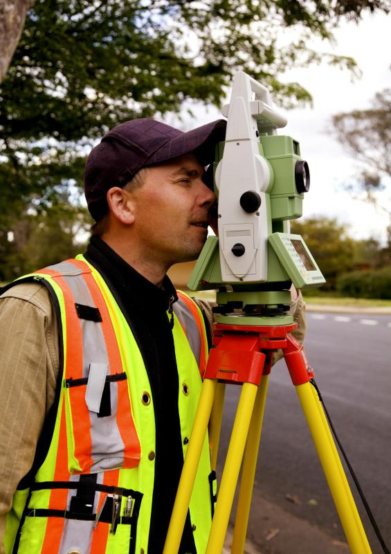 Property should be surveyed when purchased so any encroachment issues can be easily addressed.