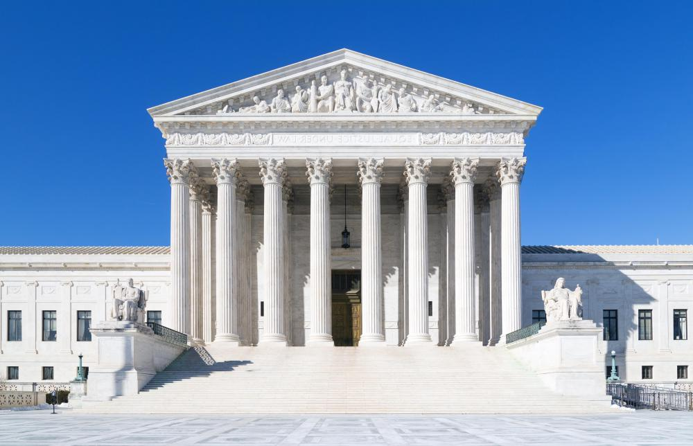 The U.S. Supreme Court heard a case, the New York Times Co. v. Sullivan, that involved accusations of recklessness and malicious intent.