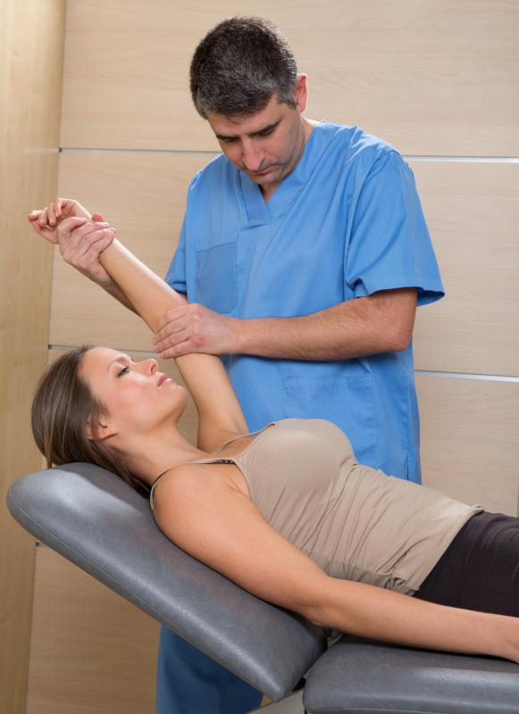 Injuries that do not benefit from physical therapy may become permanent.
